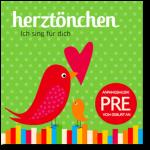 CD herztönchen - Ich sing für dich