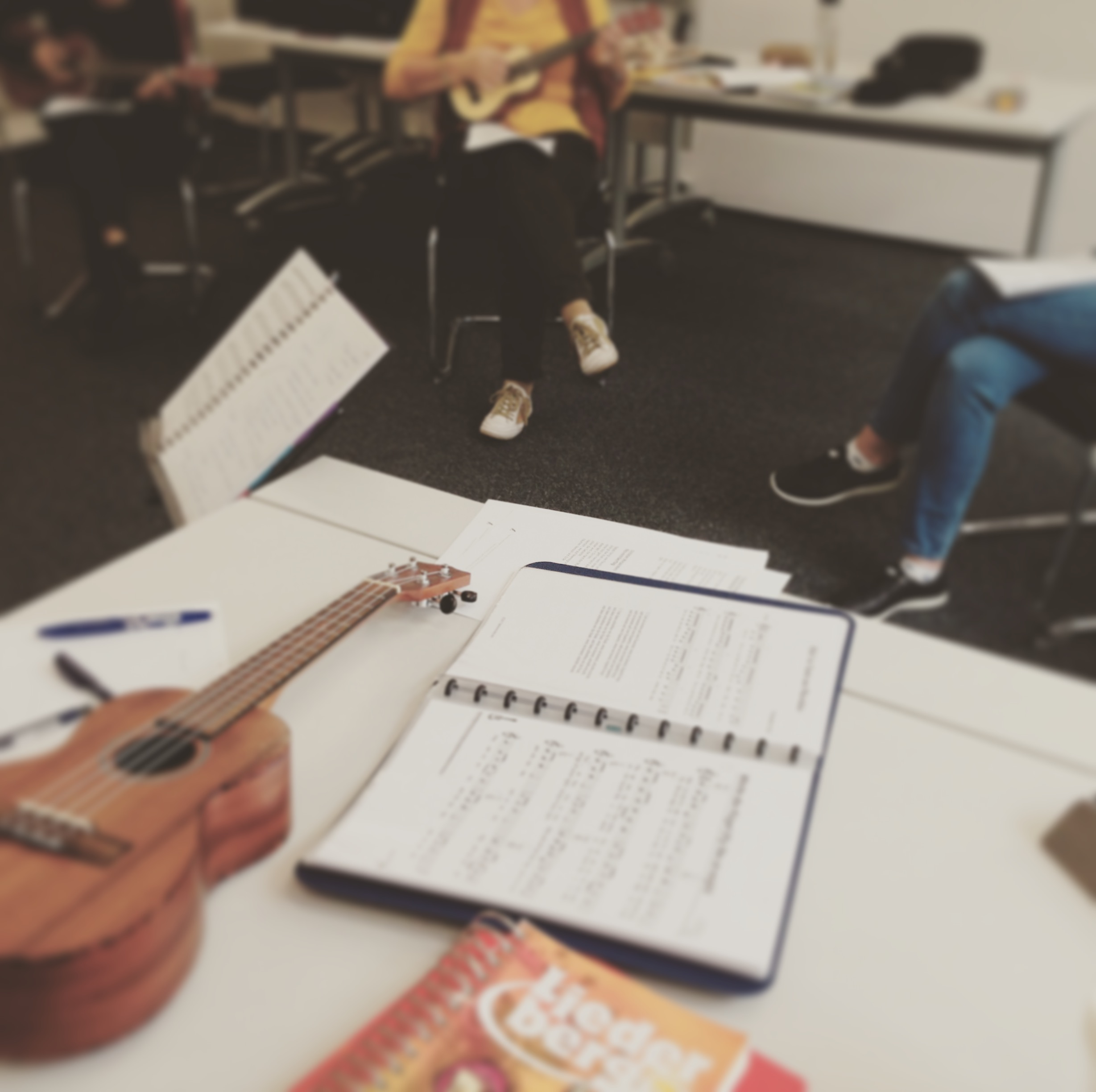 Ukulele Basis Workshop @ VHS Traun